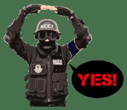 N.E.E.T. ZITAKUKEIBITAI sticker #8541670