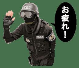 N.E.E.T. ZITAKUKEIBITAI sticker #8541674