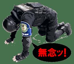 N.E.E.T. ZITAKUKEIBITAI sticker #8541681