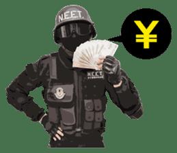 N.E.E.T. ZITAKUKEIBITAI sticker #8541686