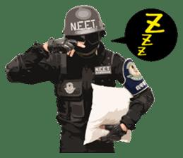 N.E.E.T. ZITAKUKEIBITAI sticker #8541688