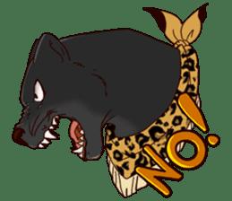 Freez - Horns Of Courage sticker #8569918