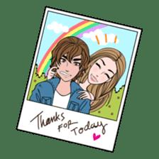 Sharon in Couple sticker #8579073