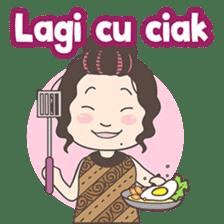 Ahua from Medan version 2 ( Hokkien ) sticker #8581224