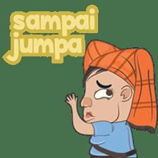 Butet From Medan sticker #8581751