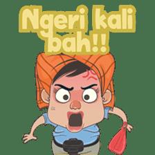 Butet From Medan sticker #8581752