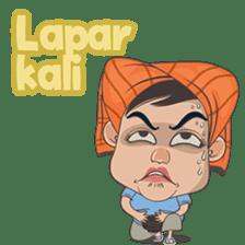 Butet From Medan sticker #8581755