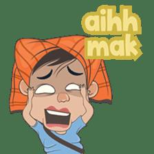Butet From Medan sticker #8581761