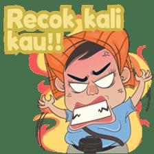 Butet From Medan sticker #8581765