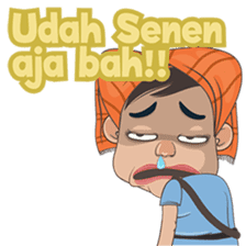 Butet From Medan sticker #8581769