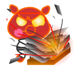 Mad Pig : Let out the beast sticker #8583255