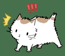 Ogawa Neko 2 sticker #8583470
