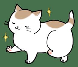 Ogawa Neko 2 sticker #8583478