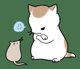 Ogawa Neko 2 sticker #8583479