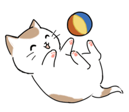 Ogawa Neko 2 sticker #8583486