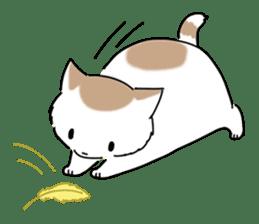 Ogawa Neko 2 sticker #8583489