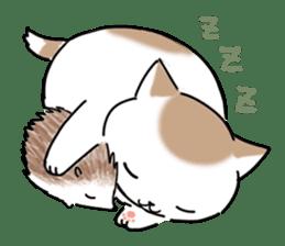 Ogawa Neko 2 sticker #8583491