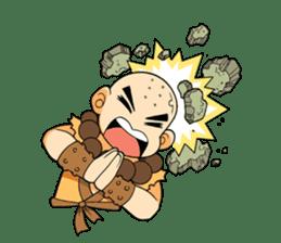 The Golden Age of Adventures-Solar Team sticker #8585458
