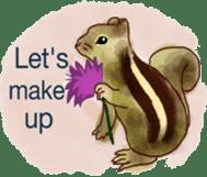 Squirrel Cutie sticker #8585472