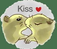 Squirrel Cutie sticker #8585473