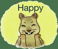 Squirrel Cutie sticker #8585481