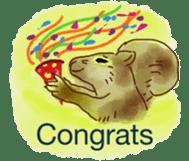 Squirrel Cutie sticker #8585487