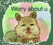 Squirrel Cutie sticker #8585500
