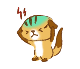 Cute Squirrel-Chipmunk~Jojo sticker #8590395