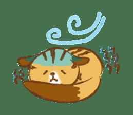 Cute Squirrel-Chipmunk~Jojo sticker #8590396