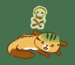 Cute Squirrel-Chipmunk~Jojo sticker #8590397