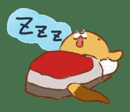 Cute Squirrel-Chipmunk~Jojo sticker #8590399
