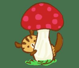 Cute Squirrel-Chipmunk~Jojo sticker #8590400