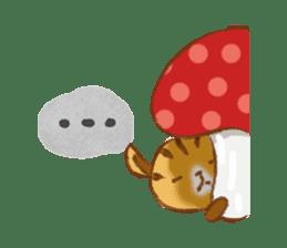 Cute Squirrel-Chipmunk~Jojo sticker #8590401
