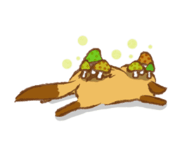 Cute Squirrel-Chipmunk~Jojo sticker #8590403