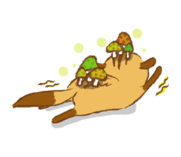 Cute Squirrel-Chipmunk~Jojo sticker #8590404