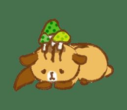 Cute Squirrel-Chipmunk~Jojo sticker #8590405