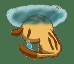 Cute Squirrel-Chipmunk~Jojo sticker #8590407