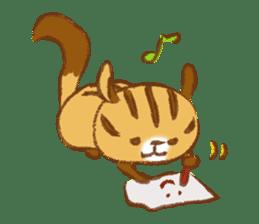Cute Squirrel-Chipmunk~Jojo sticker #8590408