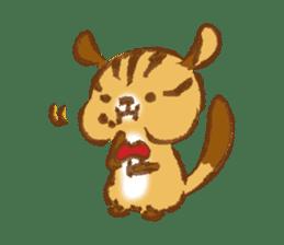 Cute Squirrel-Chipmunk~Jojo sticker #8590412