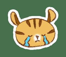 Cute Squirrel-Chipmunk~Jojo sticker #8590417