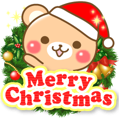 Honorific Bear 's Christmas & New Year