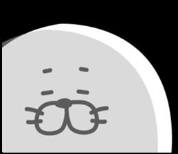 Seal which lazes! sticker #8600569