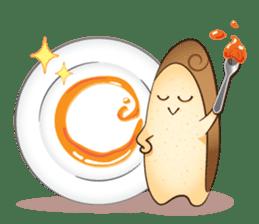 Toast Story for Mi sticker #8602994