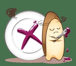 Toast Story for Mi sticker #8602995