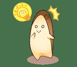 Toast Story for Mi sticker #8602996