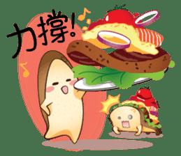 Toast Story for Mi sticker #8603003
