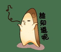 Toast Story for Mi sticker #8603005