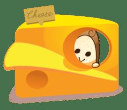 Toast Story for Mi sticker #8603012