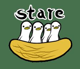We Are The Birds! sticker #8605466