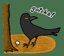 We Are The Birds! sticker #8605471